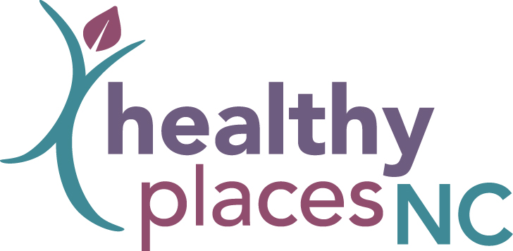 Healthy Places NC logo