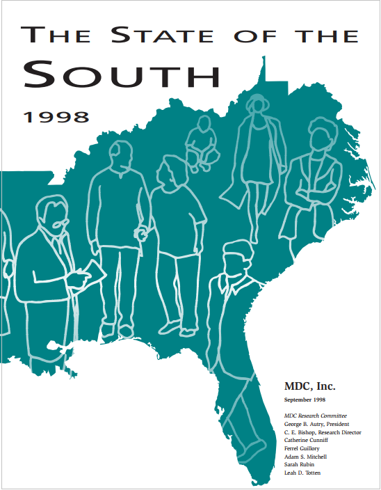 The State of the South 1998 cover