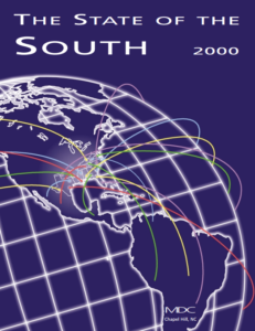 The State of the South 2000 cover