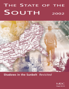 The State of the South 2002 cover