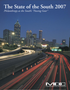 The State of the South 2007 cover