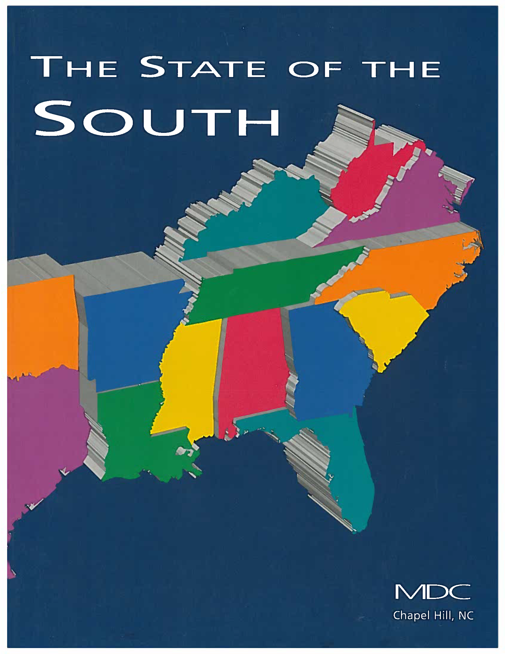 State of the South 1996 cover graphic