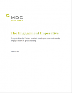 The Engagement Imperative report cover