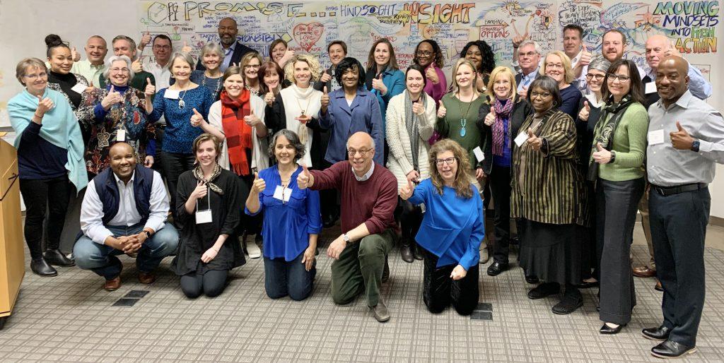 Passing Gear Philanthropy inaugural cohort photo